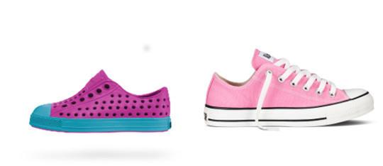 Feature shoes fea