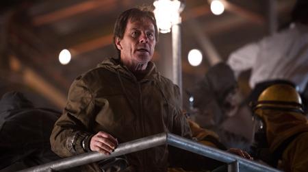 Bryan Cranston as Ford's scientist dad