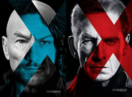 X-Men: Days of Future Past Posters