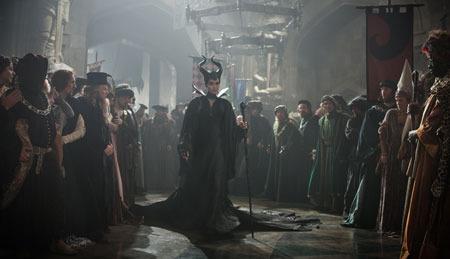 Maleficent in court