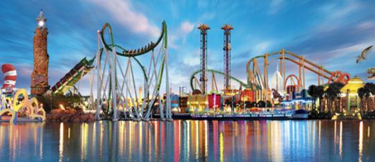 Feature amusement park feat