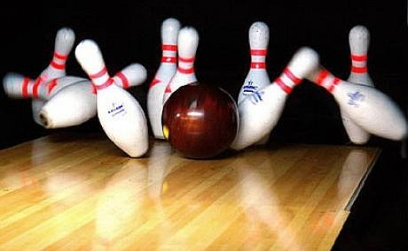 Bowling is for birthday parties, not ESPN