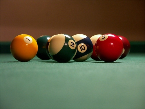 If you can play it in a bar, not a sport, sorry pool.
