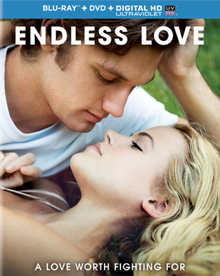 Endless Love Blu-ray and DVD