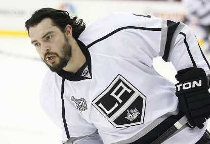 Doughty is one of best D-men in the NHL. and look at that hair!
