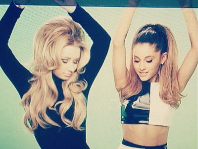 "Iggy and Ariana get down sixties style in ""Problem"""