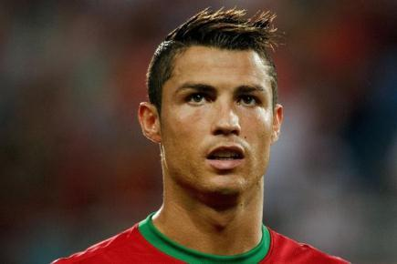 Ronaldo makes just enough to cover the cost of his hair gel