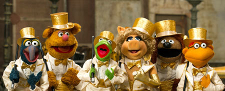 Kermit, Miss Piggy and the gang