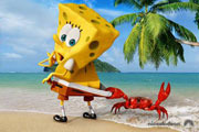 Preview spongebob squarepants movie pre