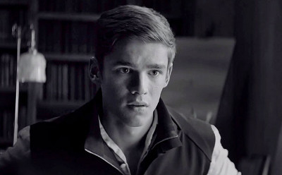 Brenton plays Jonas in The Giver
