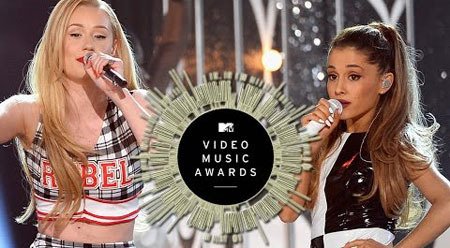 Iggy and Ariana won Best Pop Video