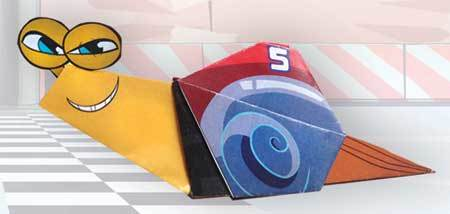 Learn how to make an Origami Turbo!