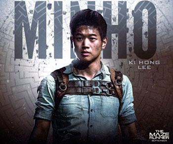 Ki Hong Lee as Minho