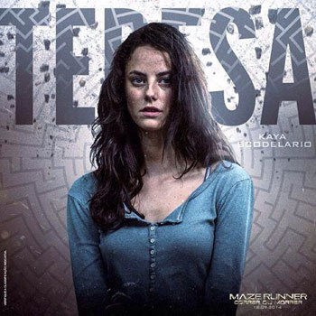 Kaya Scodelario as Teresa
