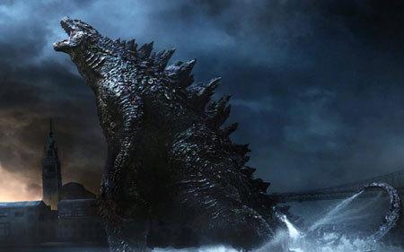 Godzilla arrives in San Francisco