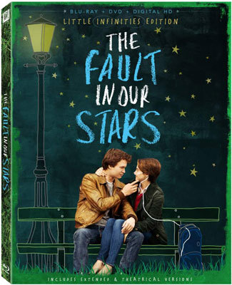 The Fault In Our Stars Blu-ray