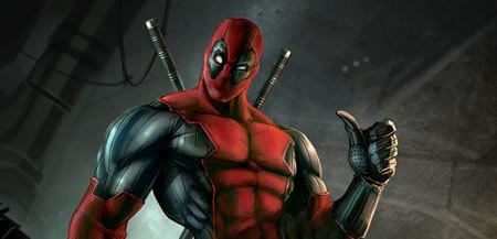 Deadpool, breaking the fourth wall near you, soon!