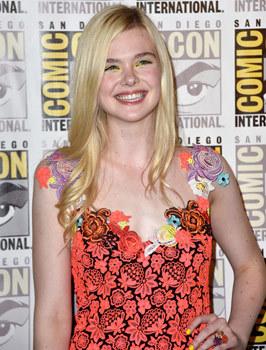 Elle for Boxtrolls at last summer's Comic Con