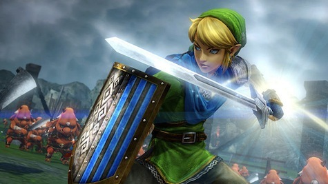 Watch Rory Play Hyrule Warriors!
