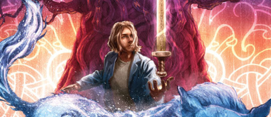 Feature magnus chase feat