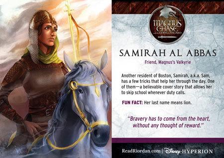 Meet Samirah
