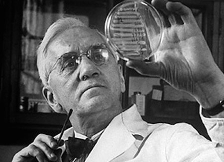 Alexander Fleming won a Pulitzer Prize for his work on penicillin.