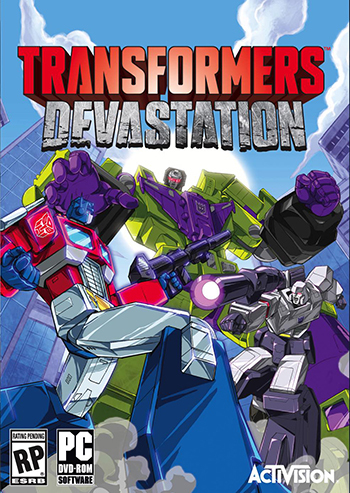 Transformers Devastation is available now!