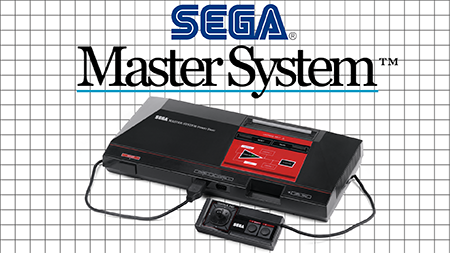 The Master System. Nintendo's first real competitor.