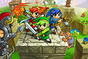 Preview tri force heroes preview
