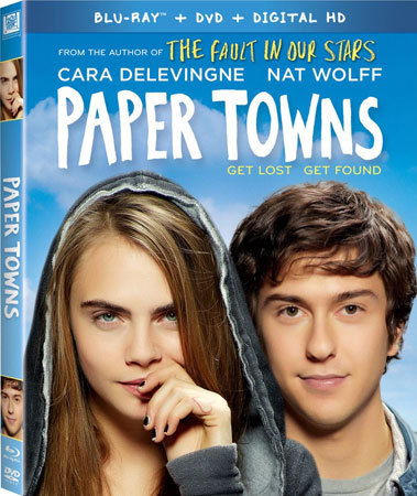 Paper Towns is now available on Blu-ray   DVD