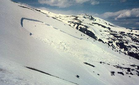 Slab Avalanche