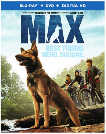 Max is now available on Blu-ray and DVD