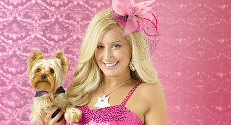 Ashley as Sharpay Evans