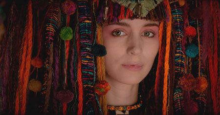 Rooney as Tiger Lily