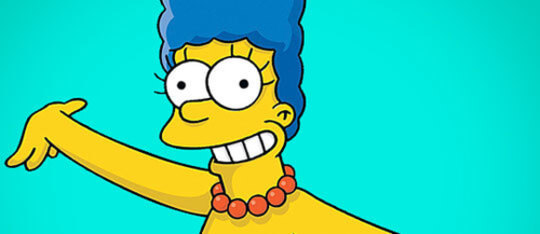 classic cartoon moms mother s day marge simpson lois griffin