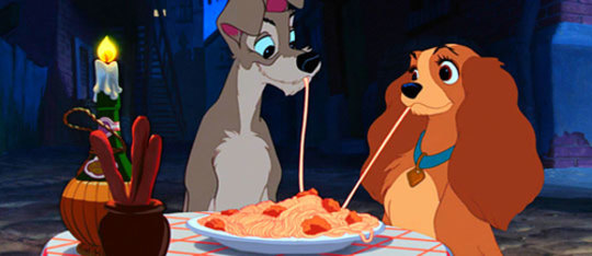 Classic Disney Animated Movies Lady And The Tramp