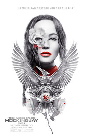 Mockingjay – Part 2 IMAX Poster