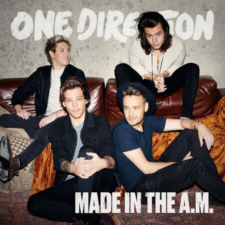 Made in the A.M. is available now!