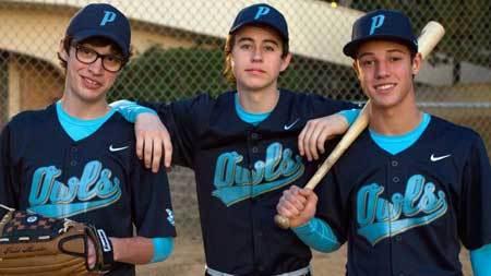 Joey Bragg as Austin, Nash Grier as Jack, Cam Dallas as Frankie