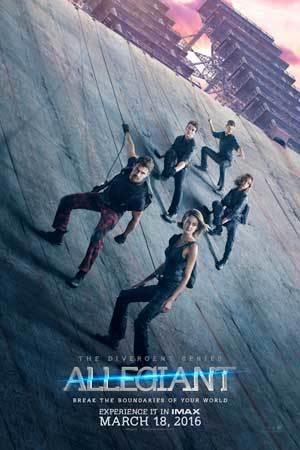 The Divergent Series: Allegiant Poster
