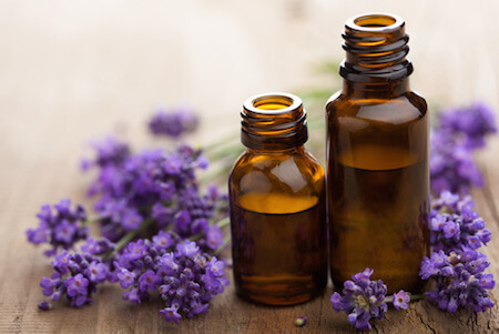 Essential oils are a great way to add a nice scent to your bath salts.