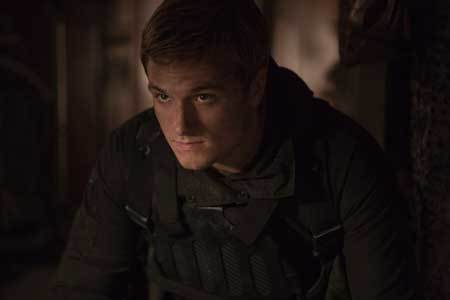 Peeta fights his inner demons
