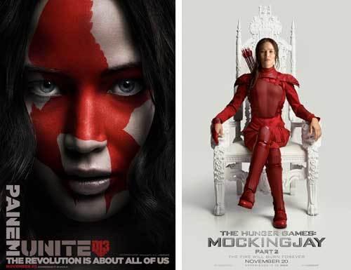 Katniss Revolution Poster
