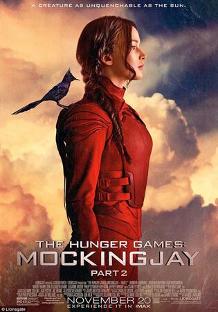 Mockingjay - Part 2 Movie Poster