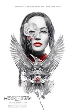 Mockingjay - Part 2 Movie Poster