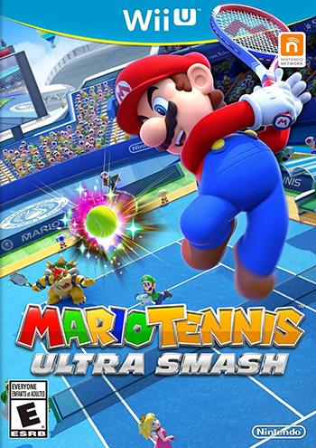 Mario Tennis: Ultra Smash is available November 20th!
