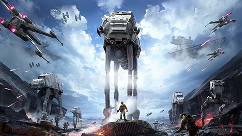 Chat live with us as we play Star Wars: Battlefront! This Saturday!