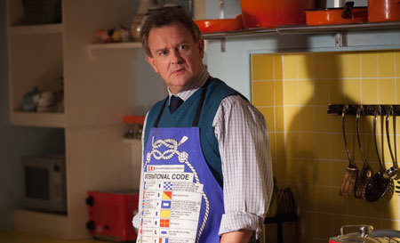 Hugh Bonneville as Mr. Brown