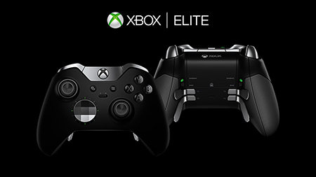 An elite controller for the elite gamer.