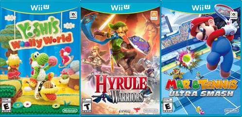 Which Nintendo Wii U game do you want?